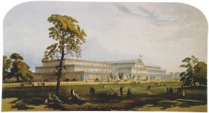 The Crystal Palace - Joseph Paxton - 1851