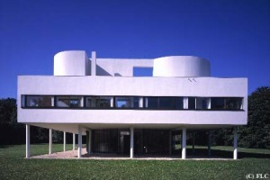 Ville Savoye - Le Corbusier