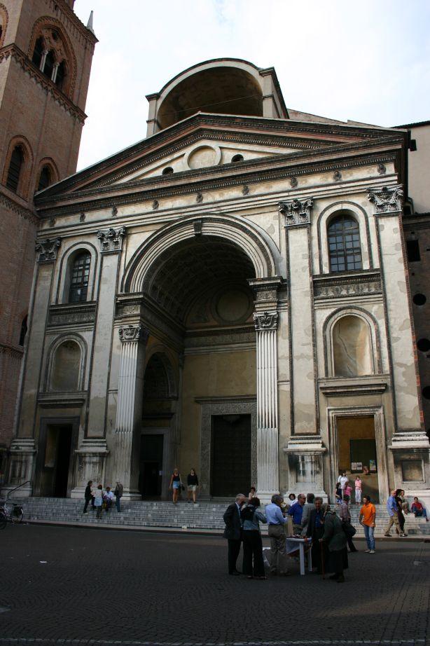 Orden Compuesto     Sant Andrea     Alberti     Mantua     1472 DCSant Andrea Alberti