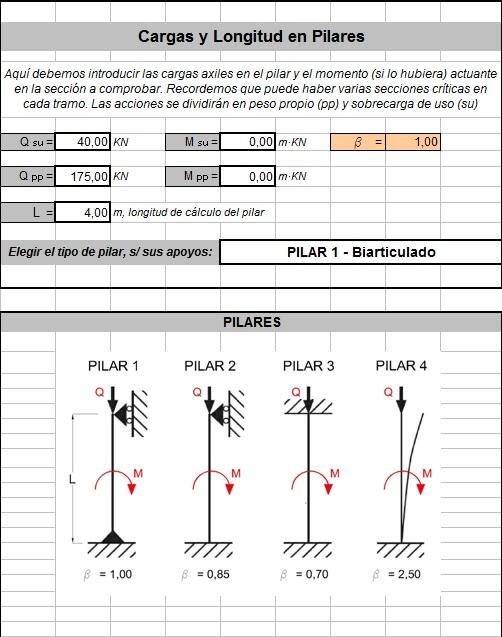 Cálculo de Estructuras: Vigas y Pilares de Madera Maciza y Laminada (4/6)