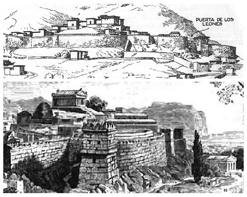 Arquitectura griega IIIa - El pueblo guerrero (1/6)