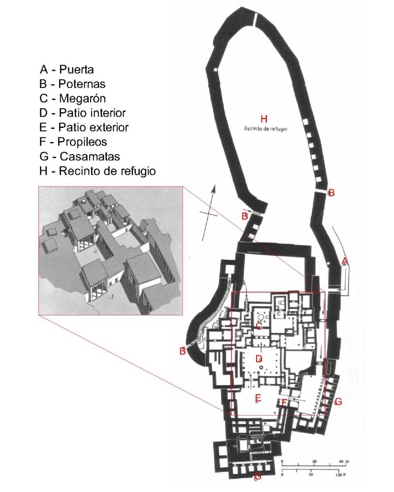 Arquitectura Griega IIIb - Arquitectura Micénica (4/6)